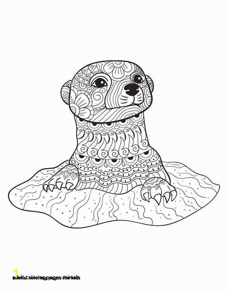 Animal Coloring Pages for Kids Free Coloring Pages Animals Free Kids S Best Page Coloring 0d