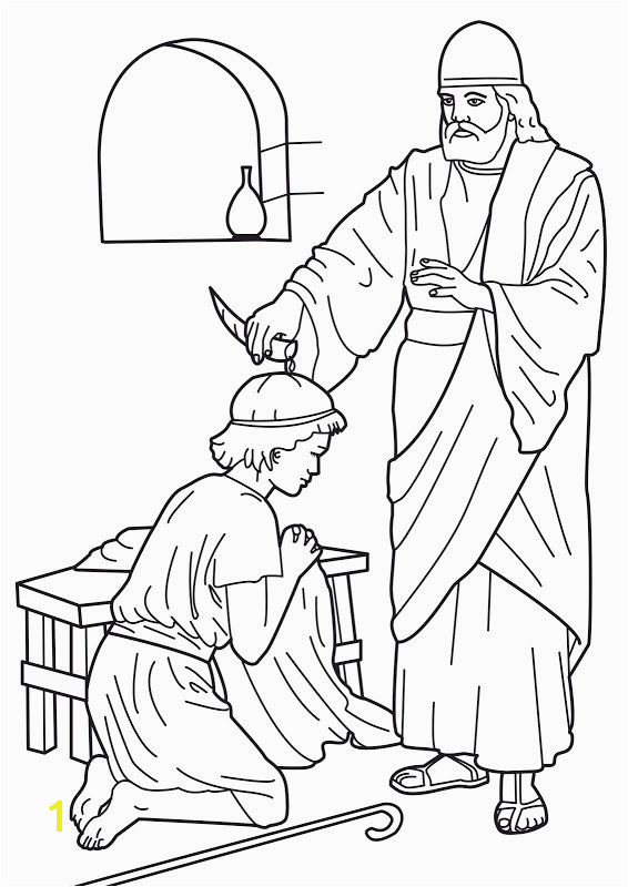 Free Printable Bible Coloring Pages Samuel Pin by Judy A Murphy On Bible Lessons Pinterest