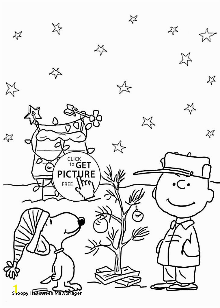 Snoopy Halloween Malvorlagen Peanuts Christmas Coloring Pages Charlie Brown to Color Schön Snoopy