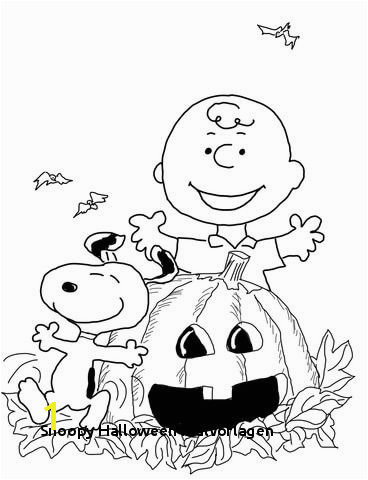 Snoopy Halloween Malvorlagen Charlie Brown Halloween Coloring Page