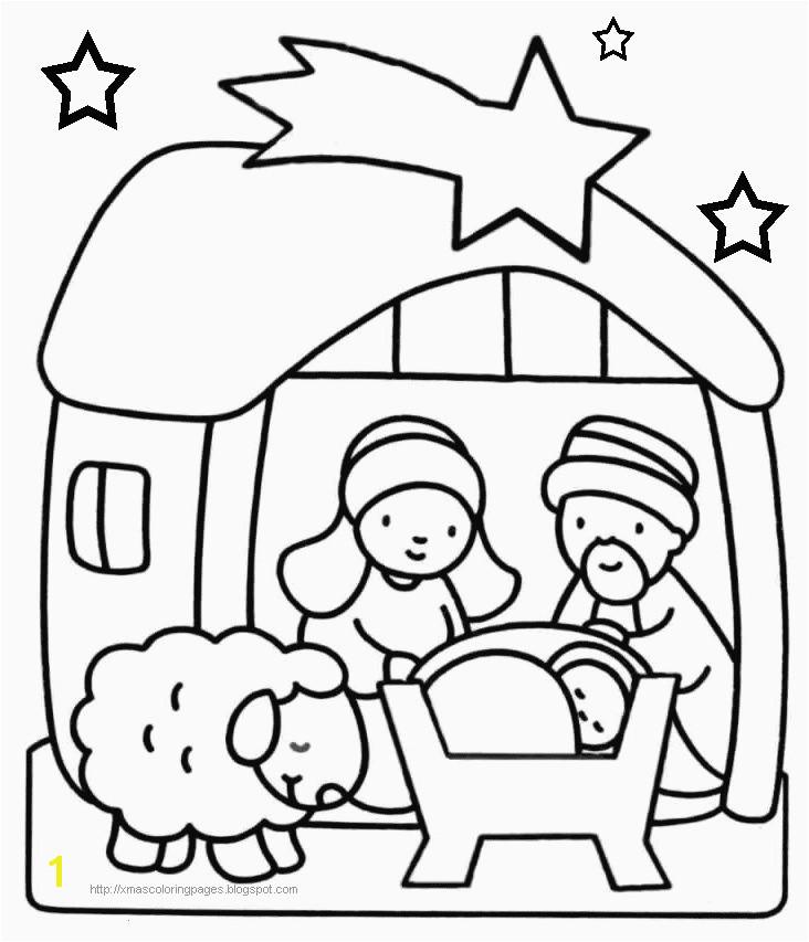 Jesus Birth Coloring Pages Unique Jesus Birth Coloring Page Eco Coloring Page