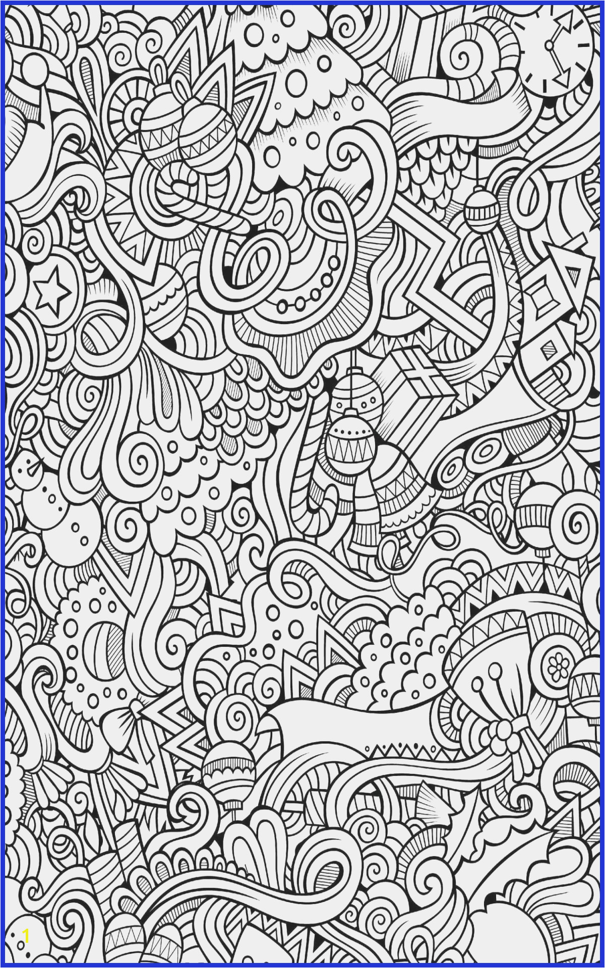 Printable Coloring Pages for Adults Fresh 14 Awesome Free Printable Coloring Pages for Adults Advanced