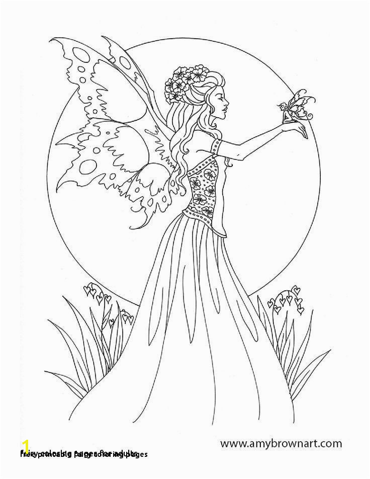Printable Fairy Coloring Pages Beautiful 21 Free Printable Fairy Coloring Pages Printable Fairy Coloring Pages