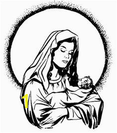 Free Printable Coloring Pages Of the Virgin Mary 32 Best Mary Images On Pinterest In 2018