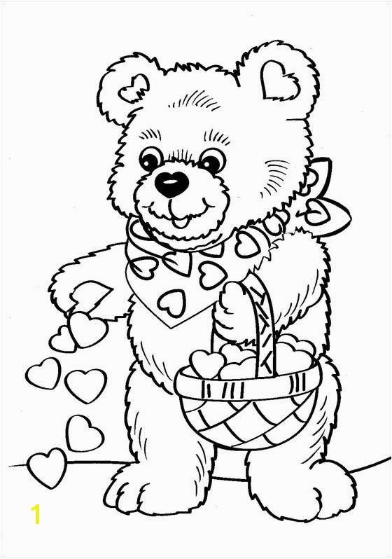 Valentine Coloring Pages Disney New Free Related Post