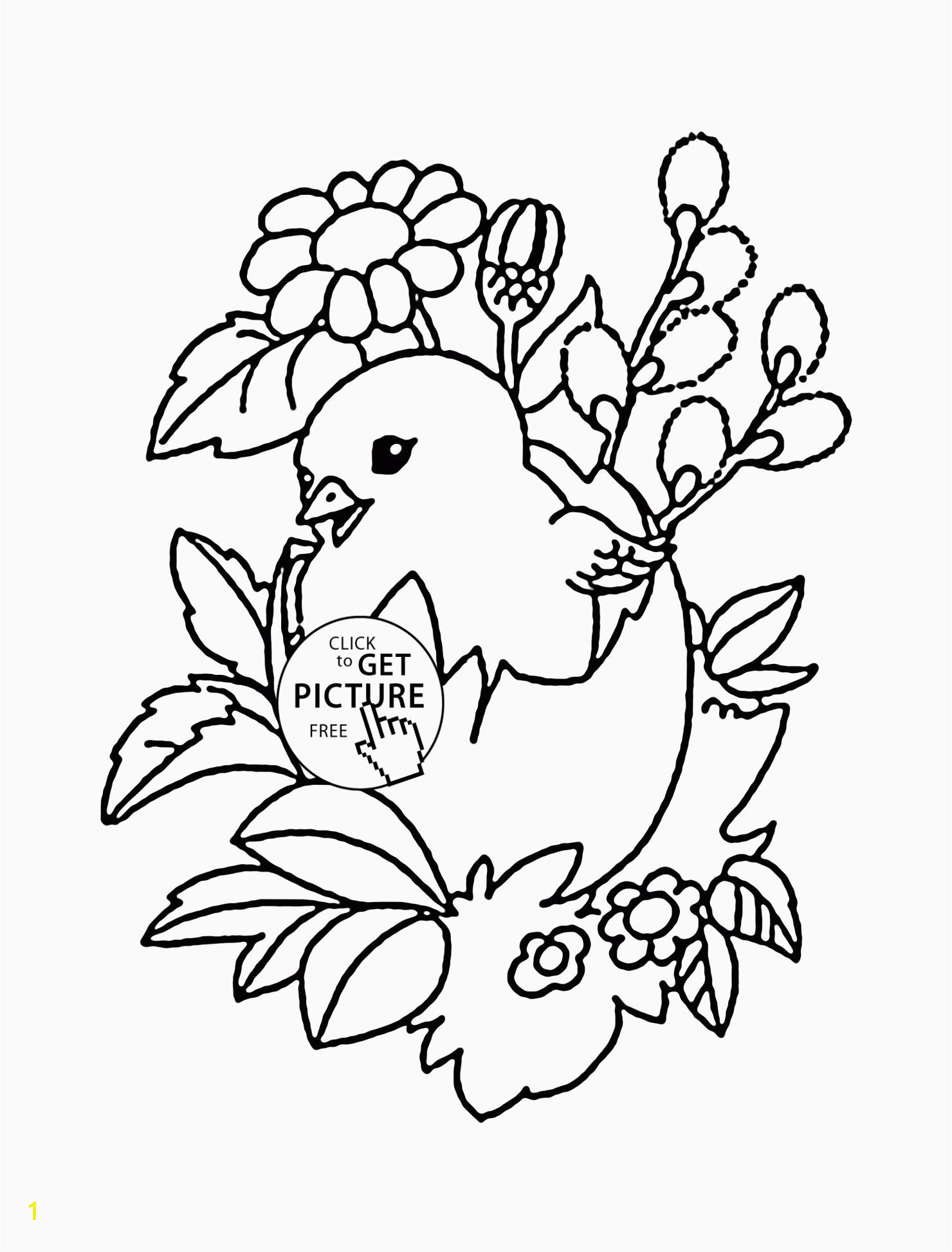 Baby Chick Coloring Page New 99 Ideas Free Printable Easter Baby Chick Coloring Pages