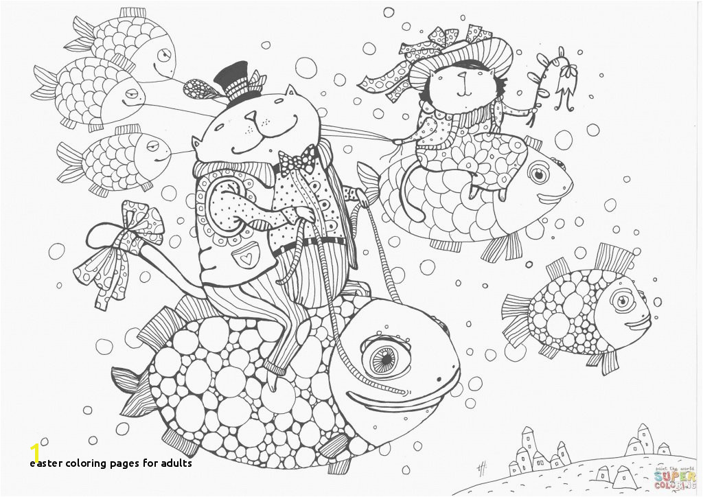 Easter Coloring Pages for Adults Luxury Printable Coloring Book Pages Luxury Free Printable Easter