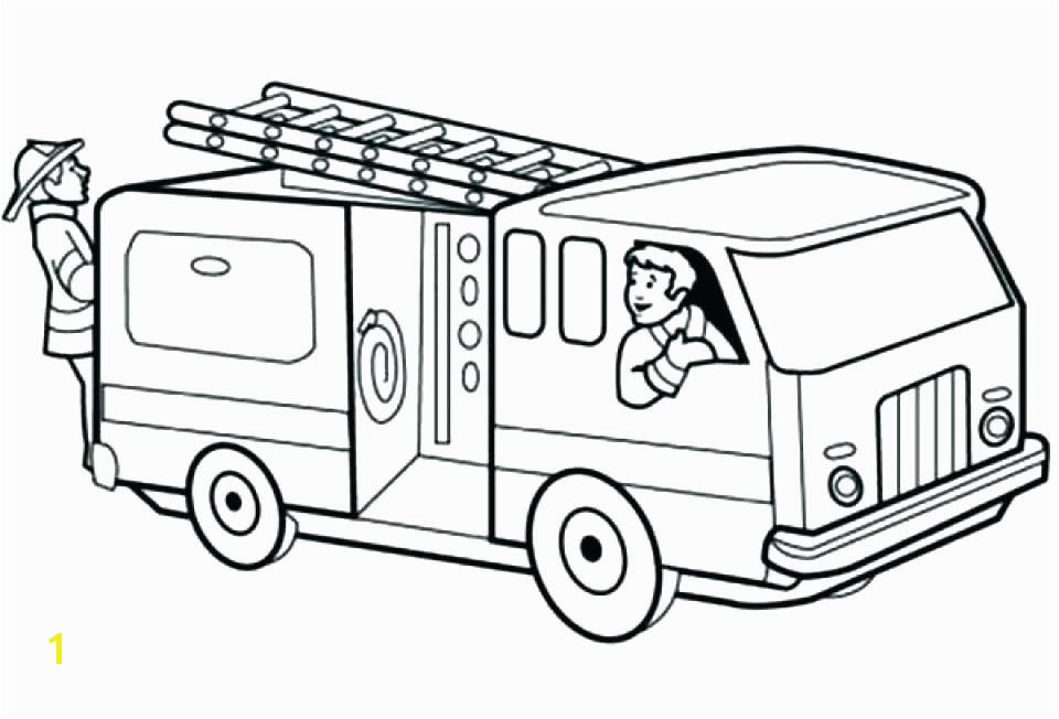fire truck coloring page fire truck coloring page for preschoolers fire truck coloring page color by