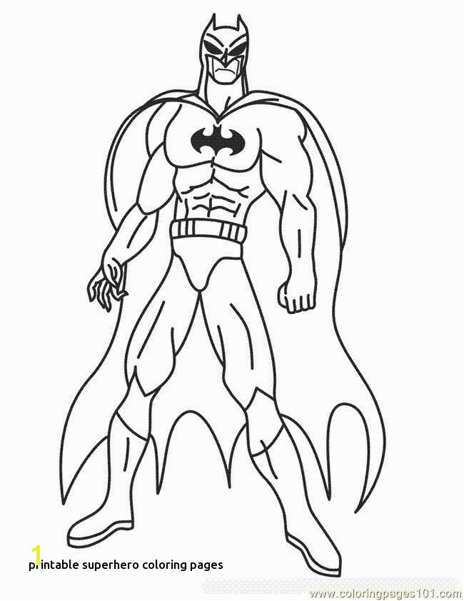 Cartoon Characters Coloring Pages Inspirational Free Superhero Coloring Pages New Free Printable Art 0 0d