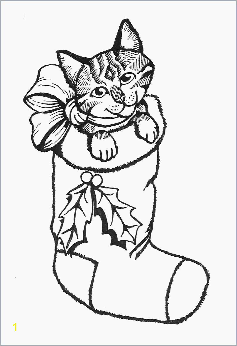 Cat Coloring Pages Printable Fresh Kitty Cat Coloring Page Elegant Elegant Coloring Pages Cats Cat