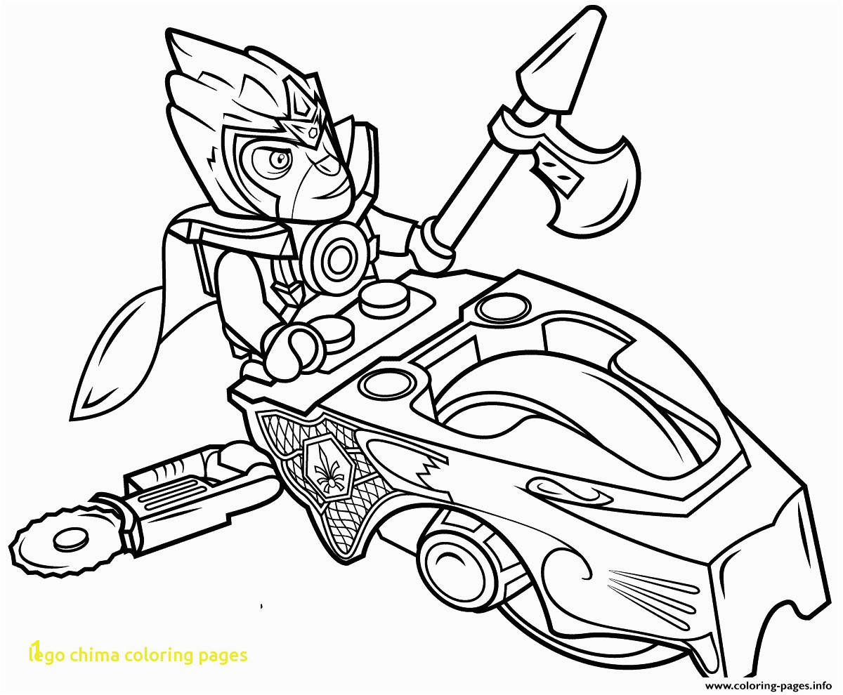 Lego Chima Ausmalbilder Frisch Chima Coloring Pages Lion Lego Fire Vs Ice