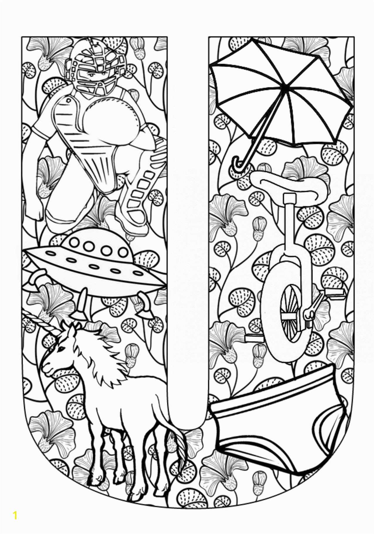 U Letter Activities Coloring Book Pages Free Printable Coloring Pages Coloring Sheets