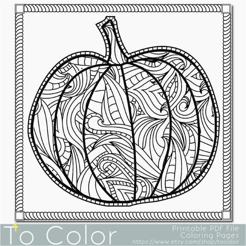 Pumpkin Coloring Pages Beautiful Best Halloween Pumpkin Coloring Pages Printable for Kids for Adults Pumpkin