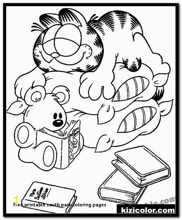 Tv Show Coloring Pages 12 Garfield Coloring Pages Free Printable