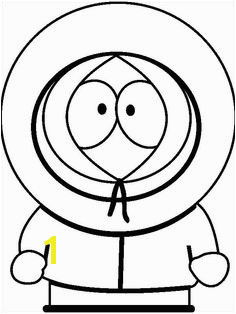 Free south park Coloring Pages For Kids