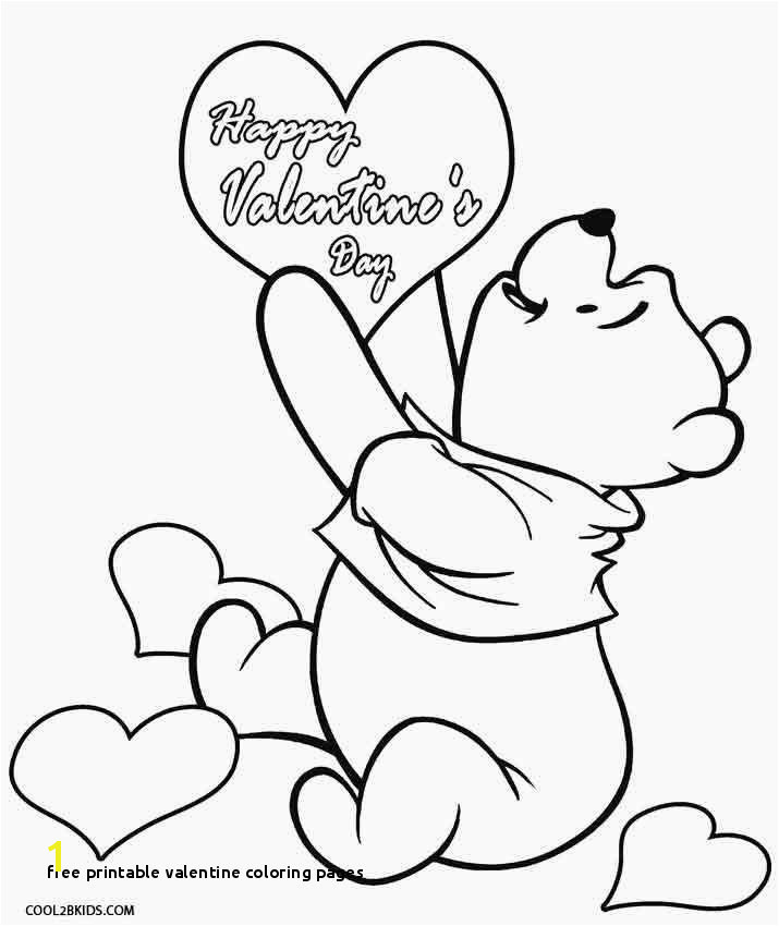 0d – Fun Free Printable Valentine Coloring Pages 21 Awesome Valentine Coloring Pages Disney Concept