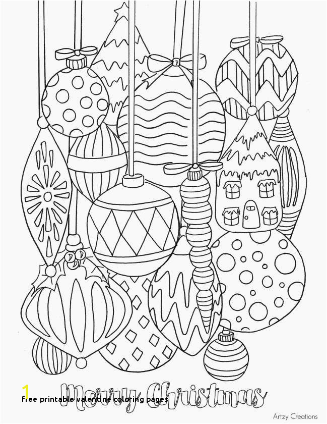 Free Printable Valentine Coloring Pages Free Printable Valentine Coloring Pages Christmas Flower Coloring
