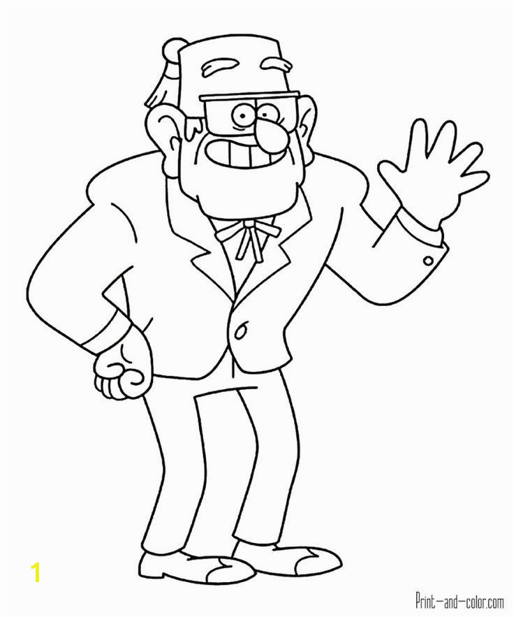 Gravity Falls Coloring Pages Luxury Best Gravity Falls Coloring Pages Coloring Pages Gravity Falls Coloring