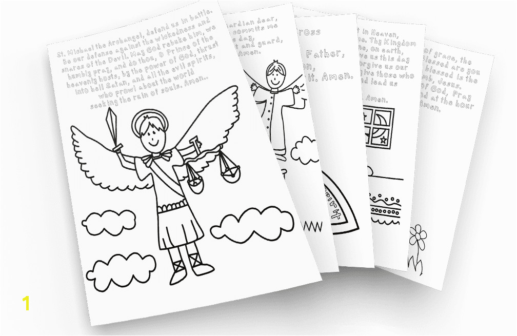 Coloring Pages White Background