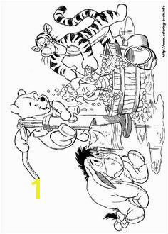Winnie the Pooh coloring picture Druckvorlagen Drucken Vorlagen Zum Ausmalen Scherenschnitt Malerei