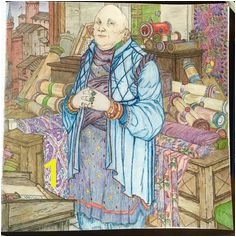 Just finished Varys from the Game of Thrones Coloring Book using Caran D Ache Pablo and Prismacolor Verithin pencils My first time coloring skin