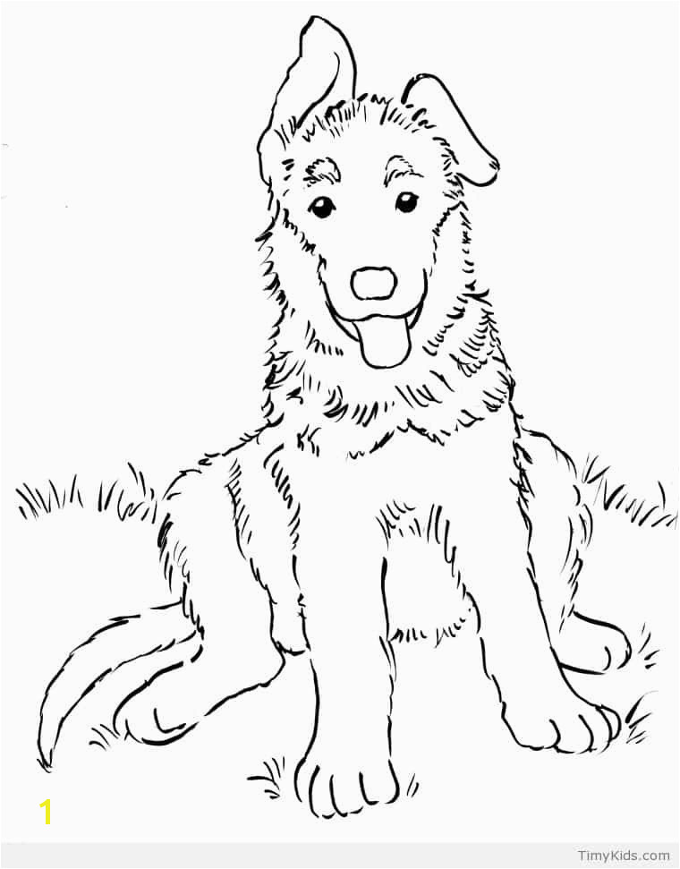 German Shepherd Coloring Pages Free Beautiful German Shepherd Coloring Pages Best 30 Puppy Coloring Pages