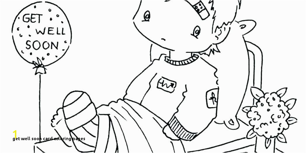 Get Well soon Card Coloring Pages Super Grandpa Coloring Pages Uncle Get Well soon Colouring