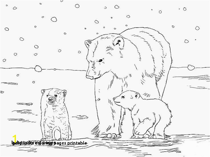Goldilocks Coloring Pages Printable 13 Cute Coloring Page