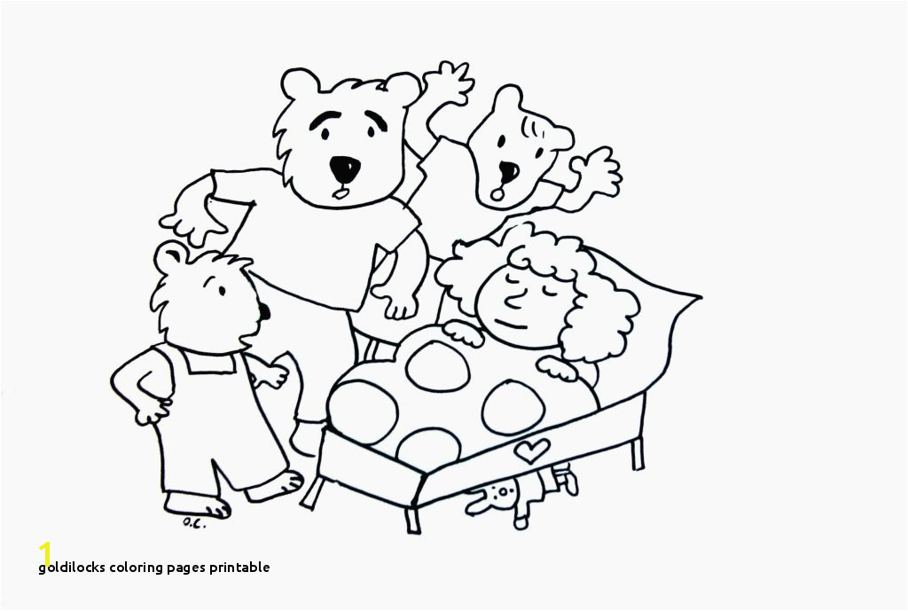 Goldilocks Coloring Pages Printable Lovely Fairy Tail Coloring Pages Beautiful Goldilocks Drawing at