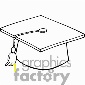 Graduation Cap and Gown Coloring Pages Best Coloring Pages Part 3