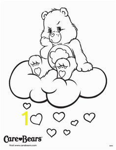 Grumpy Care Bear Care Bear Tattoos Bear Coloring Pages Coloring Books Bear