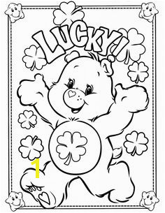 Care Bear Coloring Pages Kids Coloring Coloring Pages For Girls Disney Coloring Pages