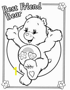 care bears coloring page Coloring Sheets For Kids Coloring Pages For Girls Bear Coloring