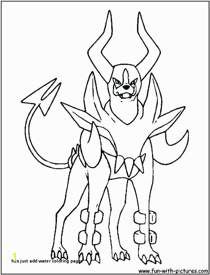 H2o Just Add Water Coloring Pages Water Pokemon Coloring Pages Electrode Coloring Pages Water Coloring