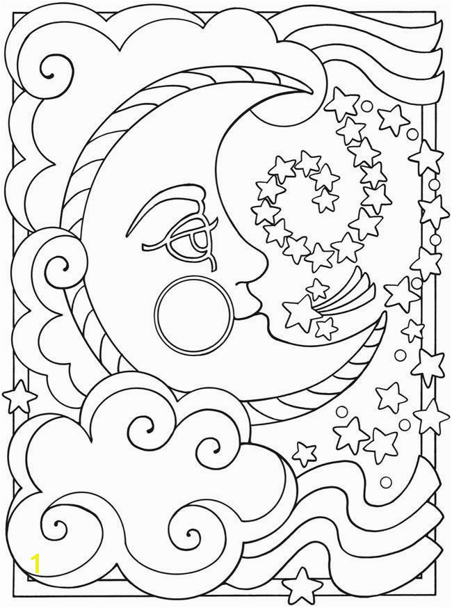 Moon Coloring Pages Luxury Moon Coloring Pages Inspirational Coloring Page 0d – Gwall Moon Coloring