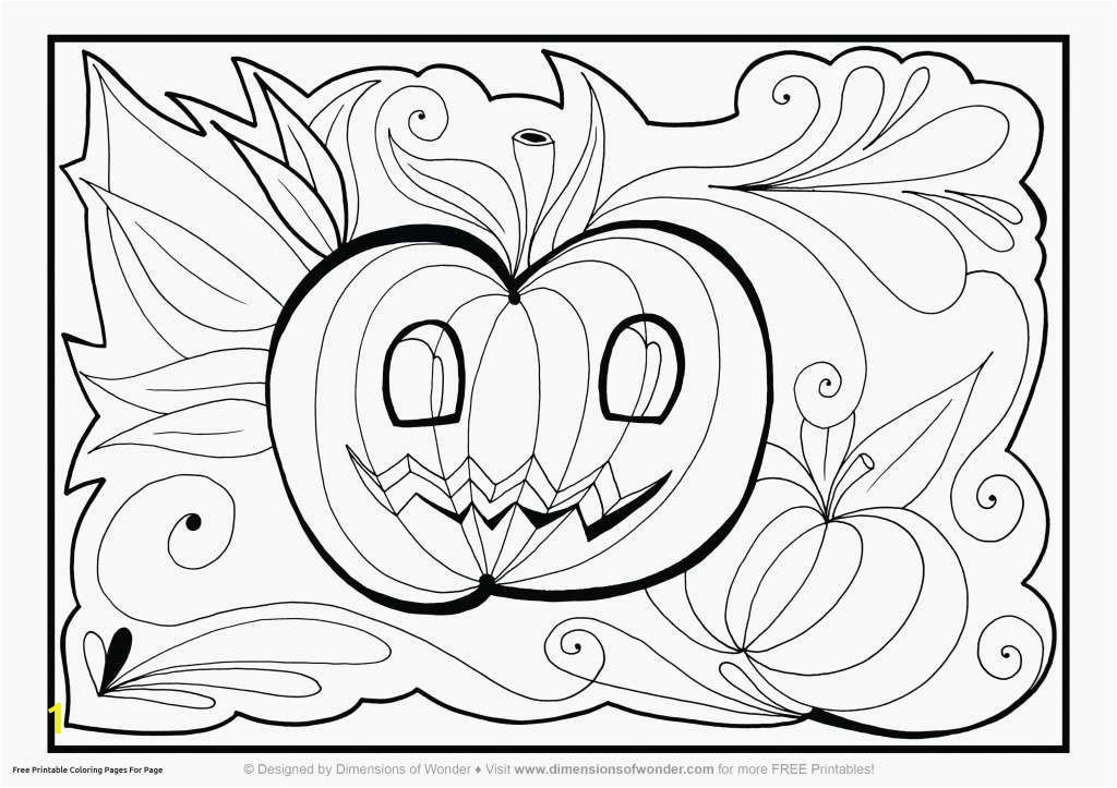 Halloween Coloring Pages for Kids Unique Free Halloween Coloring Pages Inspirational Lovely Printable Home Halloween
