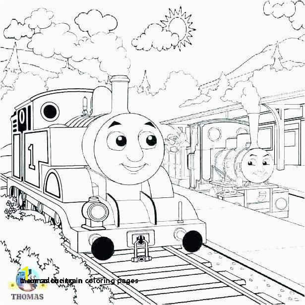 Thomas the Train Coloring Pages Train Colouring In 38 Unique Train Coloring Pages for toddlers