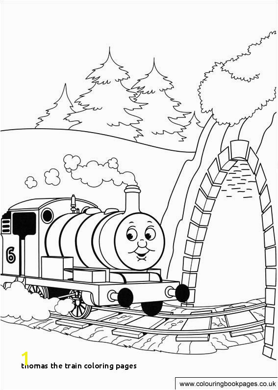 Thomas the Train Coloring Pages and Friends