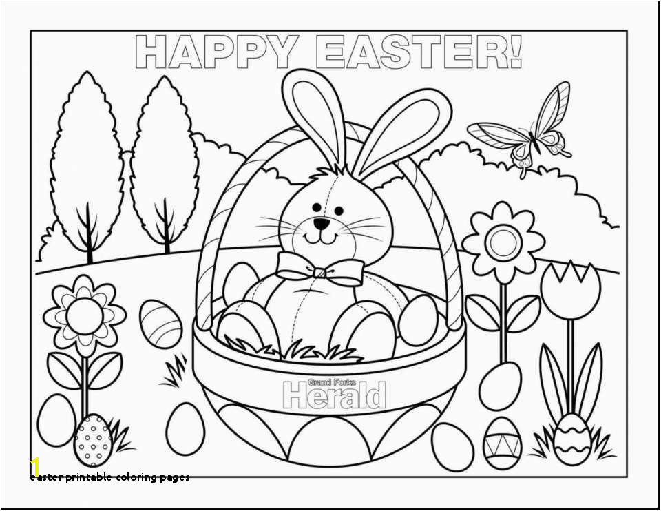 Easter Printable Coloring Pages Happy Easter Coloring Pages Luxury 20 Free Printable Easter Bunny
