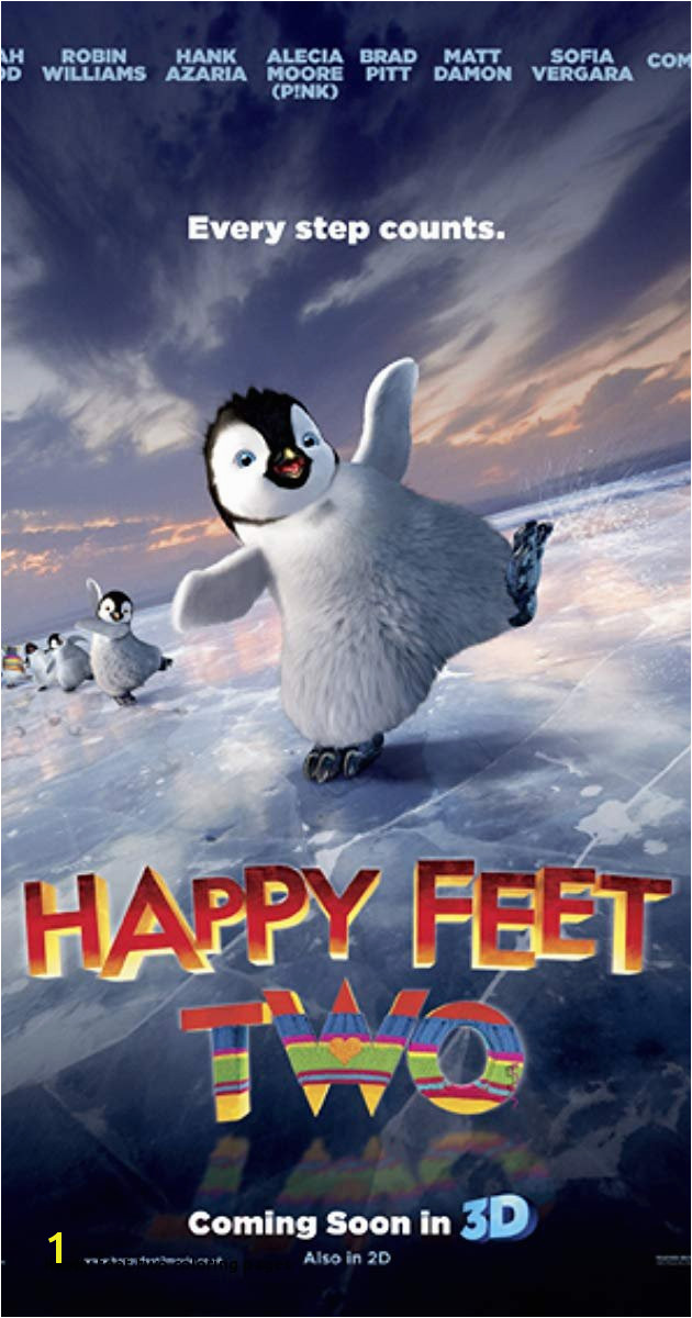 Happy Feet Two Coloring Pages Happy Feet Two 2011 Imdb