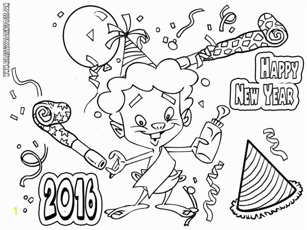 disney new year 2016 coloring pages