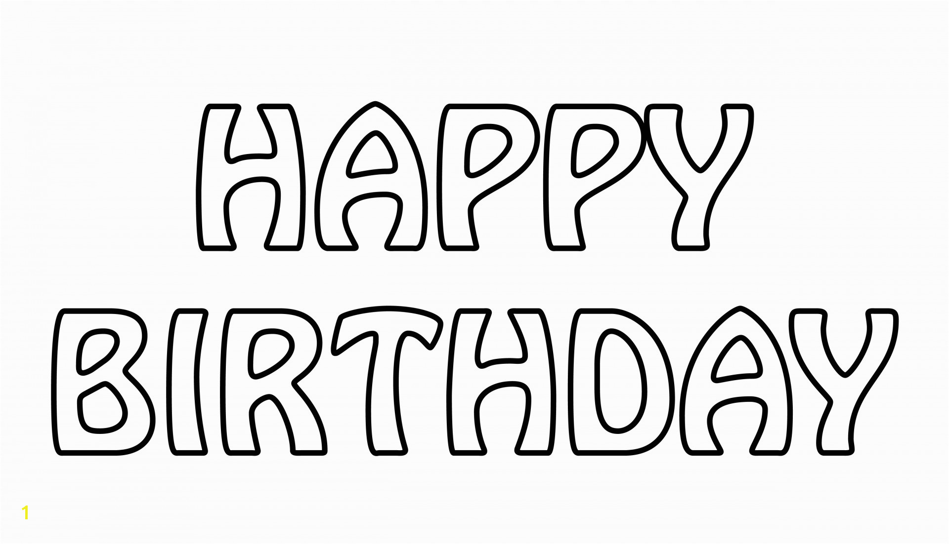 view image image= &picture=happy birthday text outline