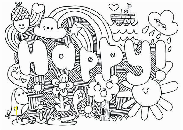 Hard Coloring Pages Animals Awesome Cute Coloring Pages Cool to Print for Teenagers Printable