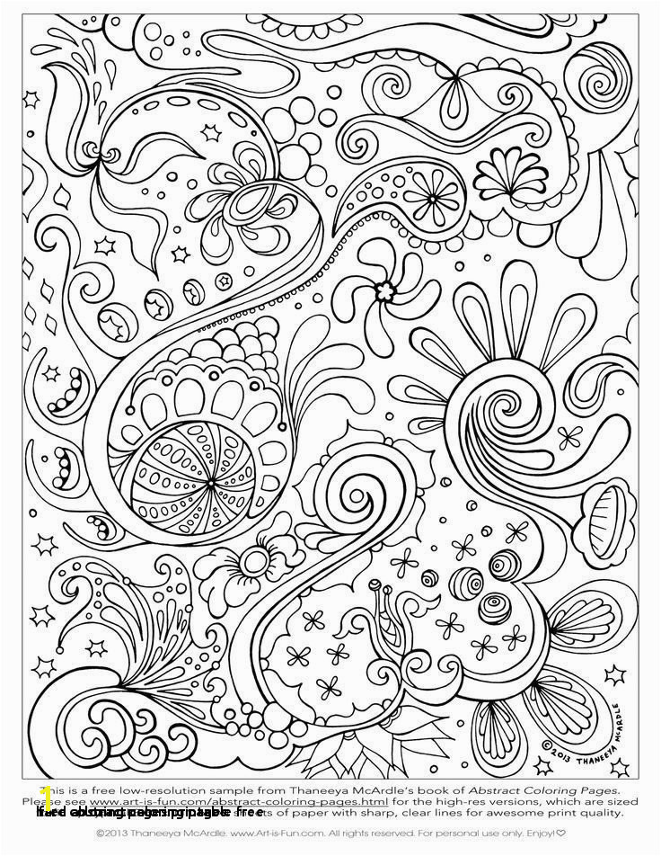 Hard Coloring Pages Printable Free Free Abstract Coloring Pages Cool Design Printable Coloring Pages