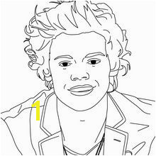 HARRY STYLES Coloring page Coloring page FAMOUS PEOPLE Coloring pages ONE DIRECTION Coloring pages