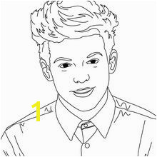 LOUIS TOMLINSON Coloring page Coloring page FAMOUS PEOPLE Coloring pages ONE DIRECTION Coloring pages