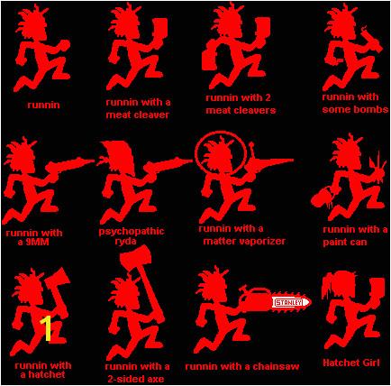 juggalo hatchet man tattoo designs 434—428