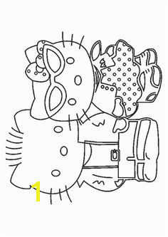 25 Cute Hello Kitty Coloring Pages Your Toddler Will Love Hello Kitty Colouring Pages Coloring