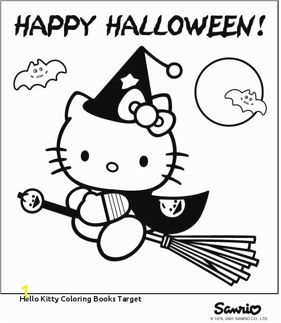 20 Hello Kitty Coloring Books Tartar Coloring Books
