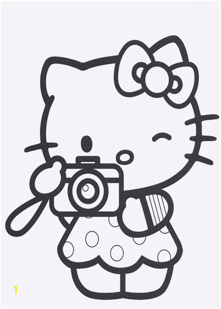 Hello Kitty Ausmalbilder 15 New Hello Kitty Halloween Coloring Pages Printables